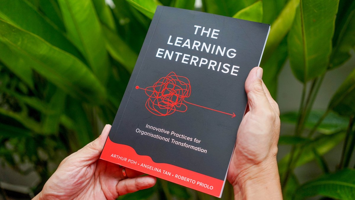 Enhancing Work Processes As New Book On Workplace Learning Featuring KWSH Unveiled