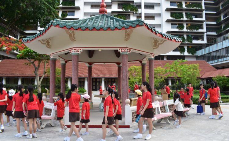欢庆儿童节 宏文学生不忘与广惠肇年长者分享喜悦