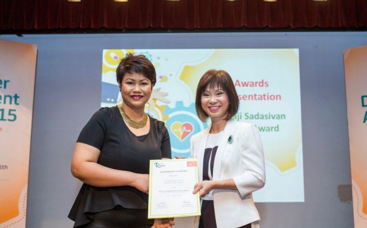 ILTC Manpower Development Award Ceremony 2015