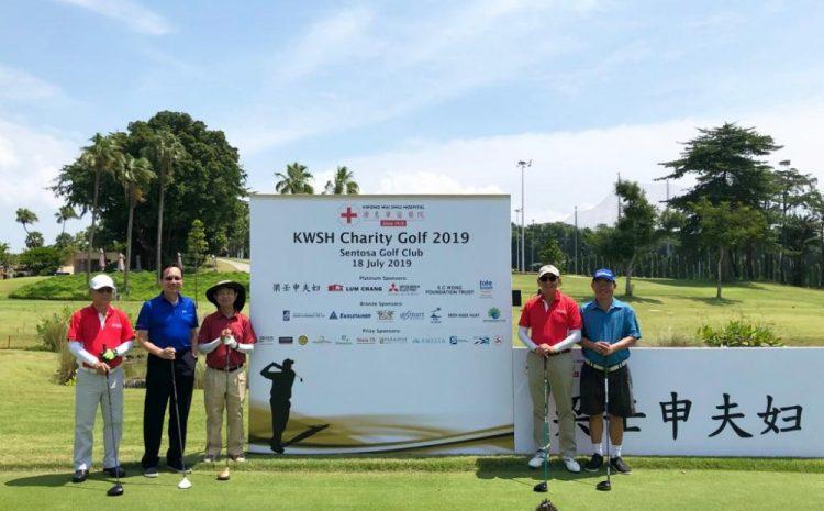 KWSH Charity Golf 2019