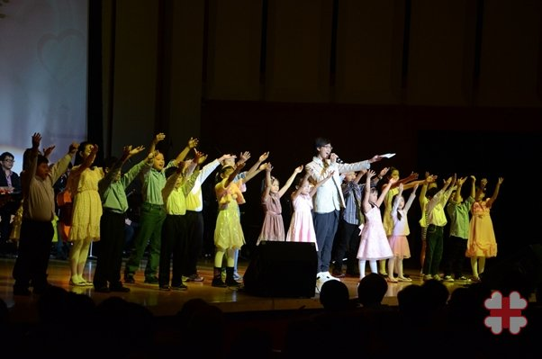 """101st Anniversary """"Singing Songs, Sharing Love"""" Charity Concert"""