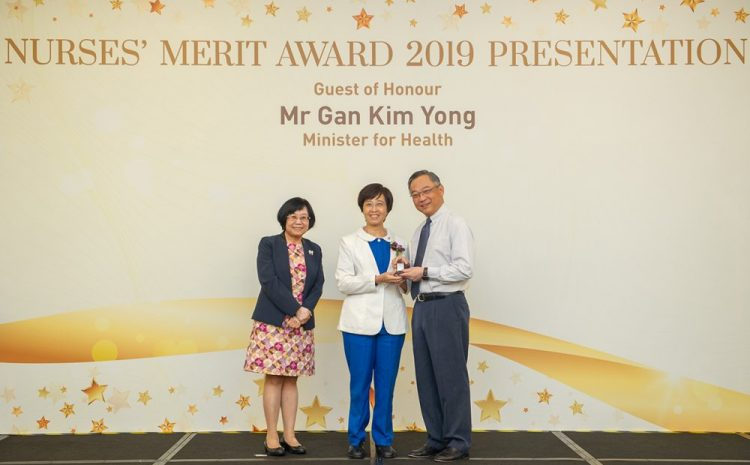 Nurses' Merit Award 2019