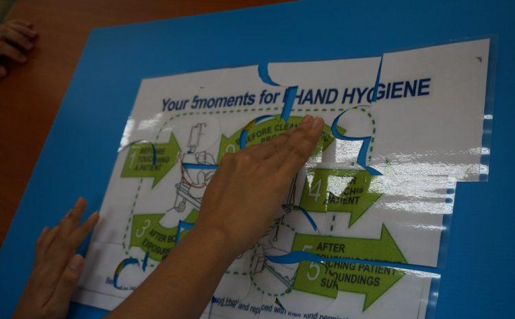 Promoting Hand Hygiene in KWSH