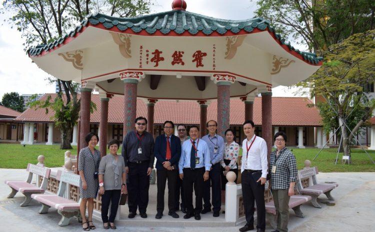 Strong Ties Between Kwong Wai Shiu Hospital and Tan Tock Seng Hospital