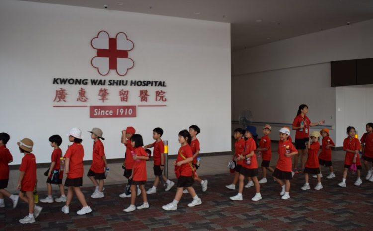 Project CARE 2018 by Hong Wen School