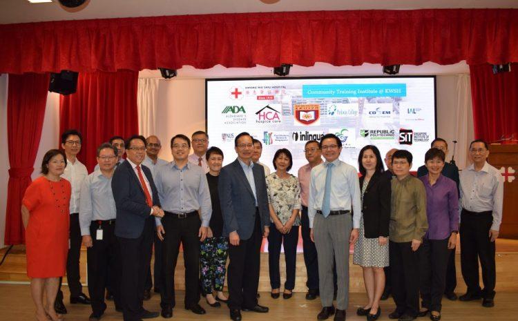 KWSH Launches New Training Wing Named Community Training Institute