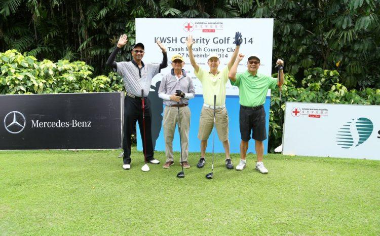 Charity Golf 2014